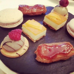 Vineyard Petit Fours