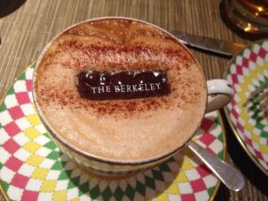 Cutest cappuccino ever? Thanks again to Aminah for this lovely image