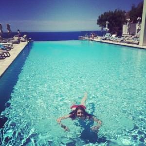 Got to love an infinity pool!