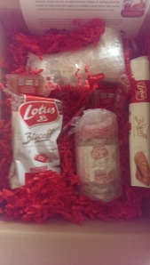 Lotus Biscoff Biscuts and Biscoff Spread