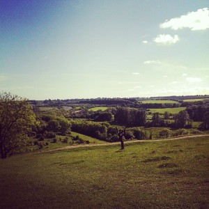 St Catherine's Hill Winchester