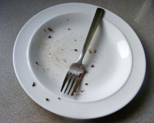 an-empty-plate