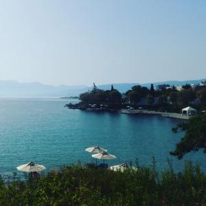 Minos beach art hotel Crete