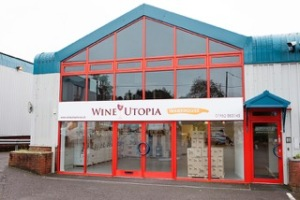 wine utopia warehouse kingsworthy winchester