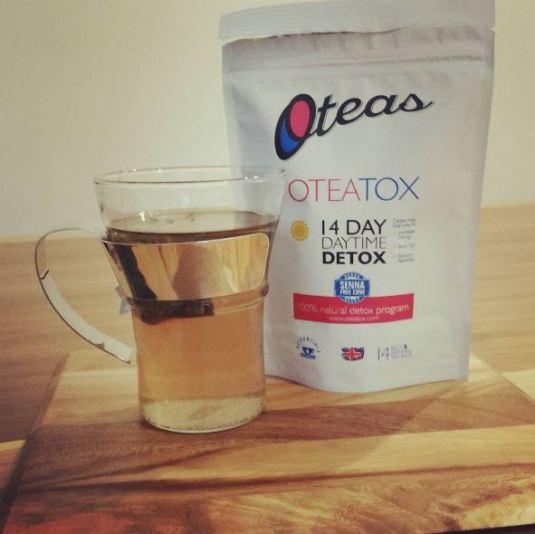 Oteas detox