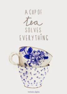 tea solves