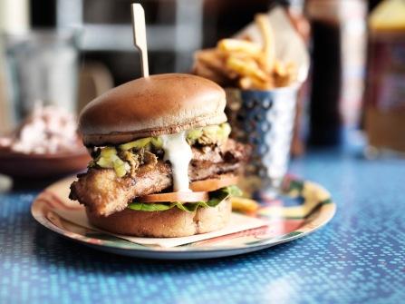 Chicken Burger 3